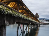 Chapel Bridge - Lucerne Switzerland-18