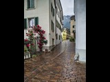 Side Street - Maienfeld Switzerland-7