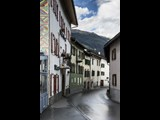 Street Scene - Mustair Switzerland-10