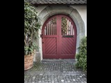 The Courtyard Gate - Lucerne Switzerland-15