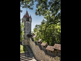 The Wall Walk in Rothenburg ob der Tauber - Germany-32